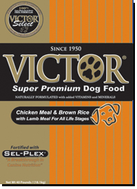 Victor Chicken Meal Lamb And Rice Adult Dog Food 40 Lb