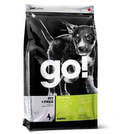 Go Fit And Free Puppy Grain Free Dog Food 25 Lb