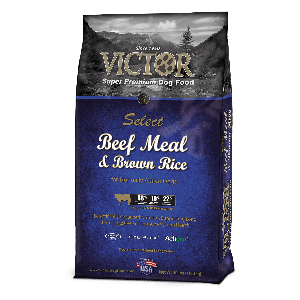 Victor Beef Meal and Brown Rice Adult Dog Food 40 Lb.