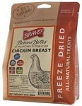 Bravo Chicken Breast Freeze Dried Bonus Bites 3 oz.