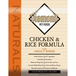 Diamond Naturals Chicken & Rice Adult Dog 40 Lb.