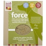 Force Dehydrated Raw Chicken Dog Food 10 Lb