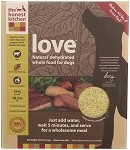 Love Dehydrated Raw Beef Dog Food 4 Lb