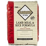 Diamond Naturals Lamb & Rice Adult Dog 40 Lb.