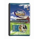 NutriSource Chicken Grain Free Dog 30 lb