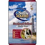 NutriSource Salmon Seafood Select Grain Free Dog 30 lb
