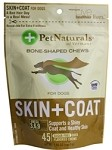 Pet Natural Skin & Coat Dogs 45 ct