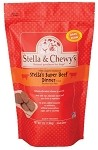 Stella & Chewy Beef Frozen Dog 6 lb 12 ct