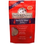 Stella & Chewy Absolutely Rabbit Freeze Dried Dog 16 oz