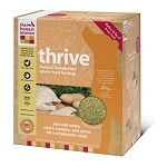 Thrive Dehydrated Raw Chicken Dog Food 10 Lb