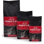 World's Best Clumping Multi-Cat Litter 28 Lb