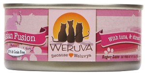 Weruva Asian Fusion Cat 5.5 oz
