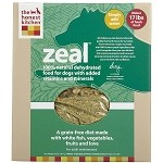 Zeal Dehydrated Raw Haddock Dog Food 10 Lb