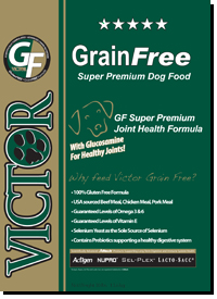 Victor Grain Free Hero Joint Health Adult Dog Food 30 Lb.